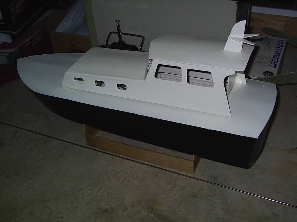 Looking for Electric boat plans free | Canoe sailing plan